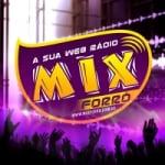 Logo da emissora Portal Mix Forró