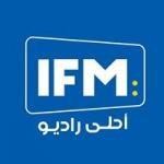Logo da emissora Radio IFM 100.6