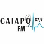 Logo da emissora Rádio Caiapó 87.9 FM