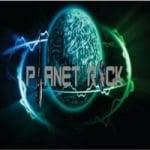 Logo da emissora Rádio Planet Rock