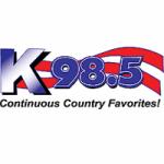 Logo da emissora Radio KOEL K98.5 98.5 FM