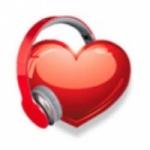 Logo da emissora Rede do Coração 99.7 FM