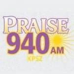 Logo da emissora KPSZ 940 AM Praise