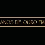 Logo da emissora Rádio Anos de Ouro FM