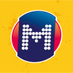 Logo da emissora Rádio Metropolitana 94.1 FM