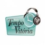 Logo da emissora Rádio Tempo de Vitória