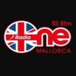 Logo da emissora Radio One FM 105.6