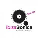 Logo da emissora Radio Ibiza Sonica FM 95.2
