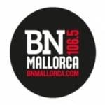 Logo da emissora Radio BN Mallorca 106.5 FM