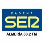 Logo da emissora Radio Cadena Ser Almería 88.2 FM