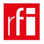 Logo da emissora RFI 1 Afrique 102.8 FM