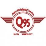 Logo da emissora KQWC 1570 AM