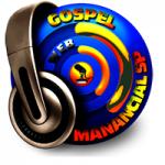 Logo da emissora Gospel Manancial