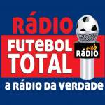 Logo da emissora Rádio Futebol Total