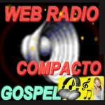 Logo da emissora Rádio Gospel Compacto