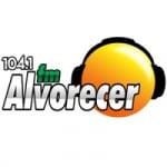 Logo da emissora Rádio Alvorecer 104.1 FM