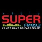 Logo da emissora Rádio Super 89.3 FM
