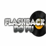 Logo da emissora Rádio Flashback do Pu