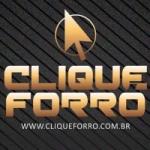 Logo da emissora Clique Forró