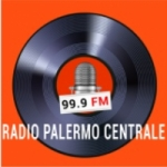 Logo da emissora Palermo Centrale 99.9 FM