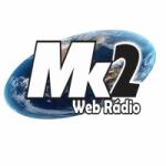 Logo da emissora MK2 Web Rádio