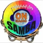 Logo da emissora On Rádio Samba