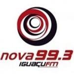 Logo da emissora Rádio Nova Iguaçu FM 99.3