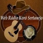 Logo da emissora Web Rádio Koró Sertanejo