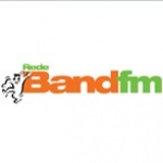 Logo da emissora Rádio Band FM 104.7