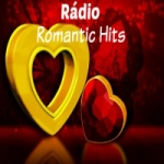 Logo da emissora Rádio Romantic Hits