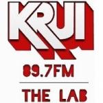 Logo da emissora Radio KRUI 89.7 FM