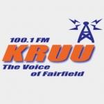 Logo da emissora Radio KRUU 100.1 FM