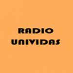 Logo da emissora Rádio Unividas