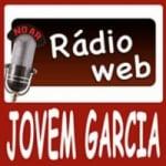 Logo da emissora Rádio Web Jovem Garcia