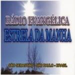 Logo da emissora Rádio Evangélica Estrela da Manhã