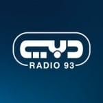 Logo da emissora Dubai Radio 93.0 FM