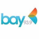 Logo da emissora Radio Bay FM 93.9
