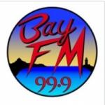 Logo da emissora Radio Bay 99.9 FM
