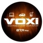 Logo da emissora Rádio Voxi FM Manaus