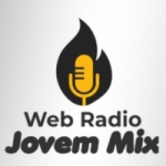 Logo da emissora Rádio Web Jovem Mix