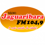 Logo da emissora Rádio Jaguaribara 104.9 FM