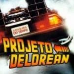 Logo da emissora Projeto Delorean