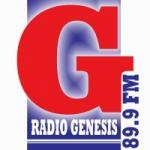 Logo da emissora Radio Génesis 89.9 FM