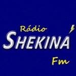 Logo da emissora Rádio Shekiná FM