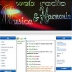 Logo da emissora Rádio SCF
