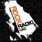 Logo da emissora Rock Radio UAE