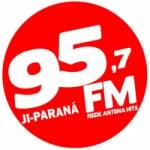 Logo da emissora Rádio Antena Hits 97.7 FM