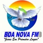 Logo da emissora Rádio Boa Nova 94.5 FM