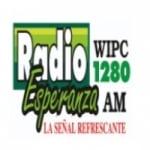 Logo da emissora WIPC 1280 AM
