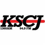 Logo da emissora Radio KSCJ 1360 AM 94.9 FM